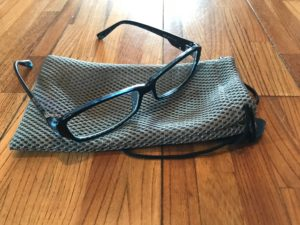 PC Glasses:Protect The Eyesとソフトケース
